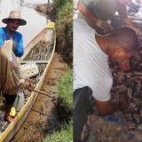 Pescadores piden la intervención del Gobernador de Sucre ante EPM