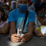 Exhuman los restos del venezolano José Gregorio Hernández, futuro beato
