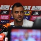 Marlon Piedrahíta, lateral derecho de Junior.