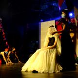 Música, danza y actuación en el show de talento de la EDA