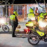 Toque de queda y ley seca en Soledad por Halloween