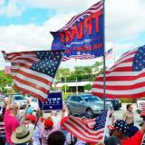 EE.UU. supera el 50 % de los votos de 2016 a una semana de las elecciones