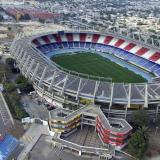 Partidos de eliminatorias en el Metropolitano podrían tener aforo