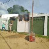 Un incendio casi acaba con el Hospital de Nazareth en La Alta Guajira