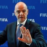 Gianni Infantino, presidente de la Fifa.