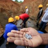 Eliminación del uso de mercurio en minería está por debajo del 50% de avance