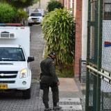 Los cuerpos de las cinco víctimas permanecían en la sede de Medicina Legal.