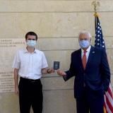 EEUU emite el primer pasaporte que identifica Jerusalén como Israel