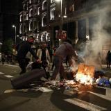 Protestas contra las medidas anticovid dejan casi 60 detenidos en España