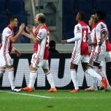 Once jugadores del Ajax, positivos por Covid-19 previo a duelo de 'Champions'