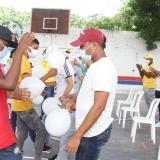 Jóvenes de localidades Metropolitana y Suroriente ponen fin a sus conflictos