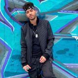 Prince Royce, cantante neoyorquino de bachata.