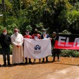Tras gestión de una misión humanitaria, el ELN dejó en libertad a los dos auxiliares secuestrados.