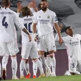 Rodrygo evita el abismo al Real Madrid