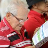 CAF prevé que población mayor de 65 años se duplique en América Latina