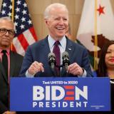 Biden aventaja en 7,2 puntos a Trump en los últimos sondeos nacionales