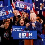 La campaña de Biden asegura que hoy por la tarde podrá declarar la victoria