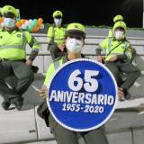Dirección de Tránsito y Transporte conmemoró su 65° aniversario