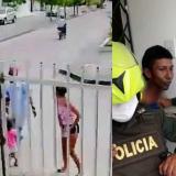 Frustrado ladrón de celular en Montería será presentado ante un juez