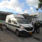 Dos capturados y un policía herido tras persecución en Riohacha