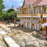 Plaza de Puerto Colombia estaría lista en febrero de 2021