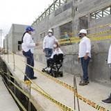 Obras de ciudadela de infancia y juventud en Puerto Colombia van en un 90%