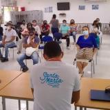 Seleccionan unidades productivas de víctimas del conflicto en Santa Marta
