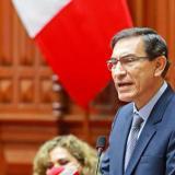 Vizcarra, un presidente que cae por la corrupción, el flagelo que combatió
