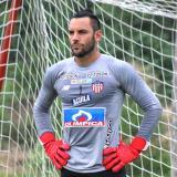 Sebastián Viera tendrá 39 años de edad cuando finalice su contrato con los Tiburones.