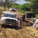 20 toneladas de alimentos no han podido llegar a la Alta Guajira