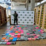 Cayeron 784 kilos de cocaína en los puertos de Barranquilla y Santa Marta