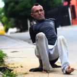 Edgardo de Jesús Álvarez, el único 'cangrejo' que va para adelante