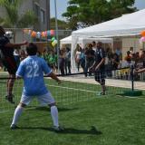 La Copa Interlocalidades de Futbol-Tenis 2020 se disputará desde este sábado 14 de noviembre.