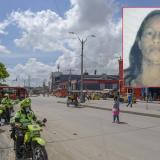 Identifican a mujer arrollada por un bus en el Centro