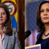 Vicepresidenta de Colombia invita a Kamala Harris a coalición de mujeres