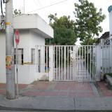 Fachada de la Registraduría de Galapa.