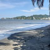 Por incidencia de onda tropical cierran playas en Santa Marta