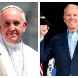 ¡Hasta el papa lo reconoce! Francisco felicitó a Biden por su triunfo