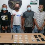 En video   Policía desmantela banda de ladrones 'Los Magníficos'