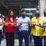 Distrito entrega ampliación de la IED Calixto Álvarez en Las Nieves