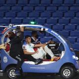 Exequiel Palacios sigue internado, tras la lesión que sufrió ante Paraguay