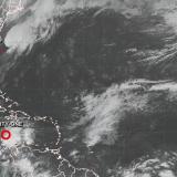 Se formó ciclón tropical en el norte de La Guajira