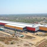 Planta de Ternium ubicada en Palmar de Varela.