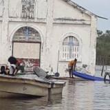 Activan la alerta roja en el Golfo de Morrosquillo por paso de Iota