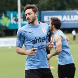 Matías Viña da positivo por Covid-19 tras partido entre Uruguay y Colombia