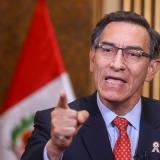 """Expresidente Vizcarra califica de """"dictadorzuelo"""" a dimisionario Merino"""