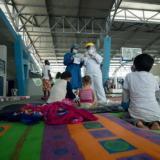 La administración realiza la caracterización de las familias damnificadas del invierno en Cartagena.
