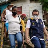 Avanza censo de viviendas afectadas en Cartagena