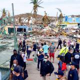 En video | Dos muertos y devastación total tras paso de Iota por Providencia