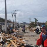 En video | Instalarán 3.000 carpas para habitantes de Providencia